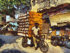Cargo Bike India